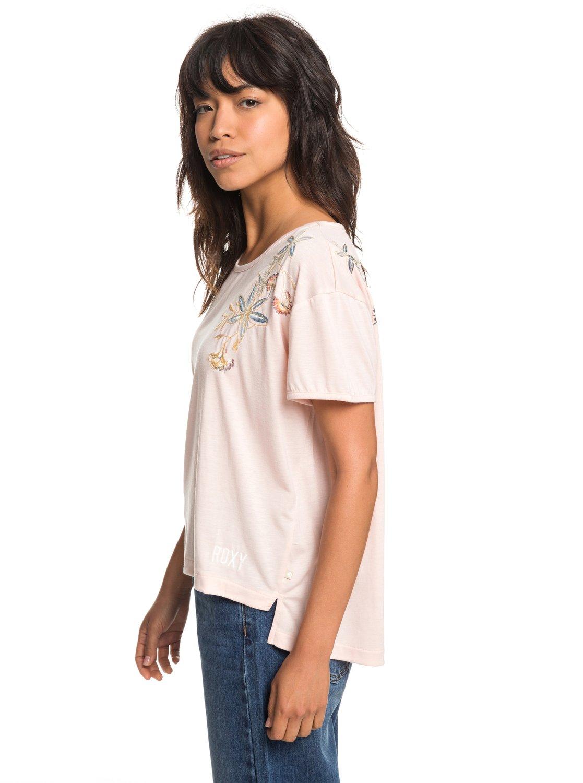 Roxy-Cruz-Life-B-Camiseta-para-Mujer-ERJZT04382 miniatura 10