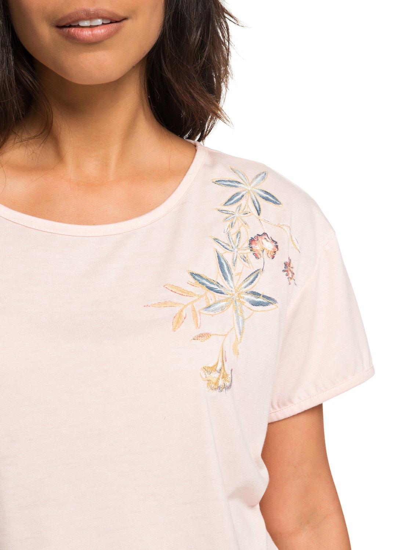 Roxy-Cruz-Life-B-Camiseta-para-Mujer-ERJZT04382 miniatura 11