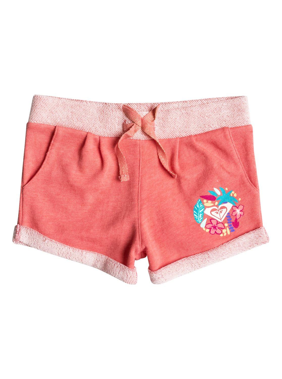 35d1a108d9 0 Freshing Breezes - Shorts de chándal Rosa ERLFB03030 Roxy