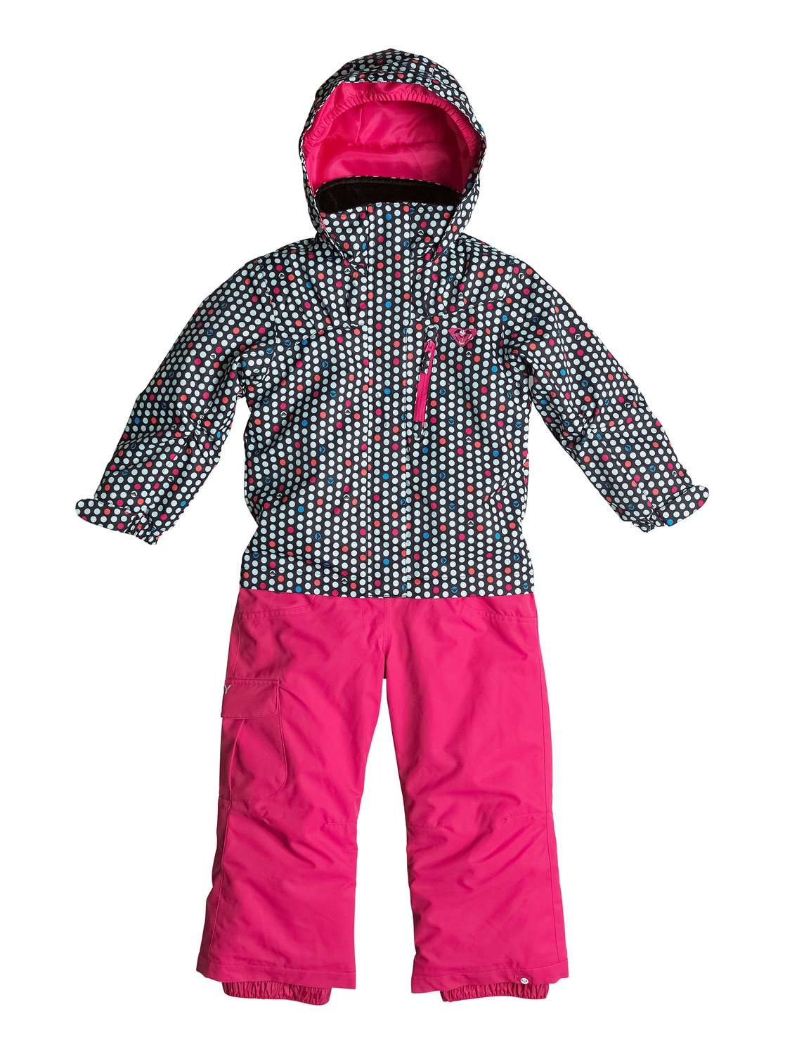 117f3a70d 0 Girl's 2-6 Paradise Snowsuit ERLTS03000 Roxy