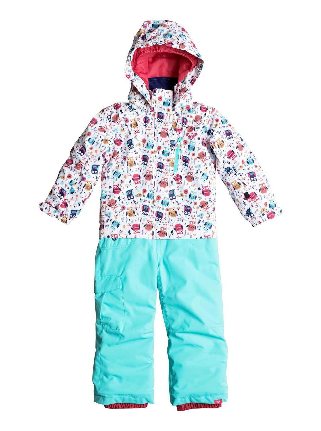 63fba3158 1 Paradise - Snow Suit ERLTS03001 Roxy