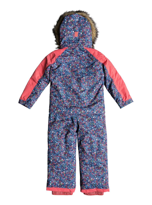 b7e742363b6 Girl's 2-6 Paradise Snow Suit ERLTS03004   Roxy