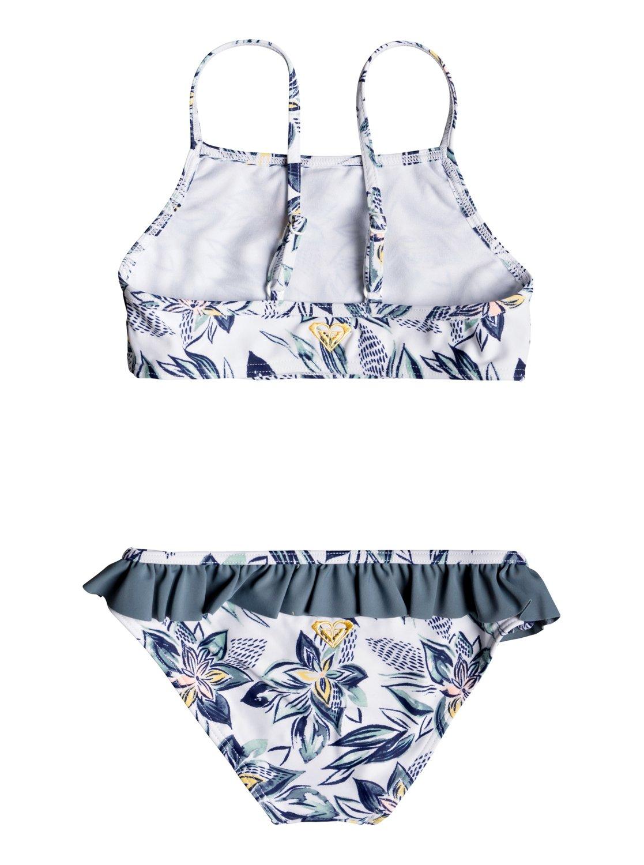 801369c280 1 Magic Seeker - Ensemble de bikini Athletic Tri pour Fille 2-7 ans Blanc