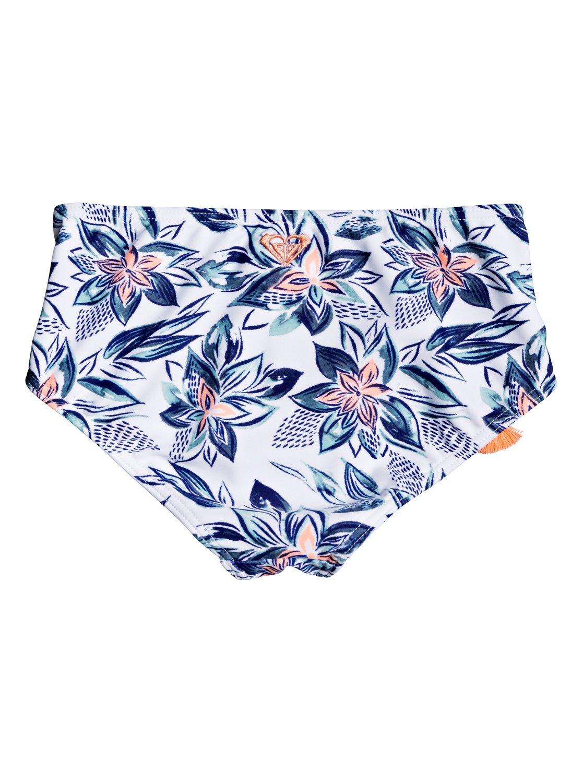 8db8e78cd8 1 Magic Seeker - Bas de bikini couvrance maxi pour Fille 2-7 ans Blanc