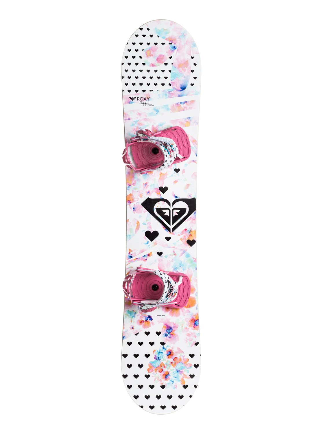 14c5bd7f5950 0 Girls Poppy Snowboard and Binding Package LE6231705 Roxy