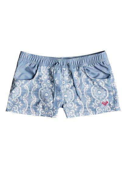 Nautical Summer - Board Shorts for Girls 8-16  ERGBS03048