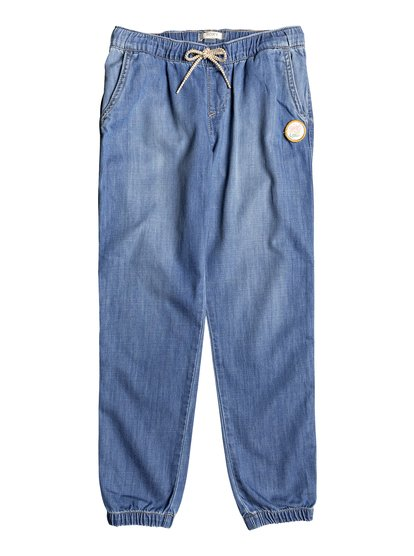 Las Chicas - Denim Joggers for Girls 8-16  ERGDP03049