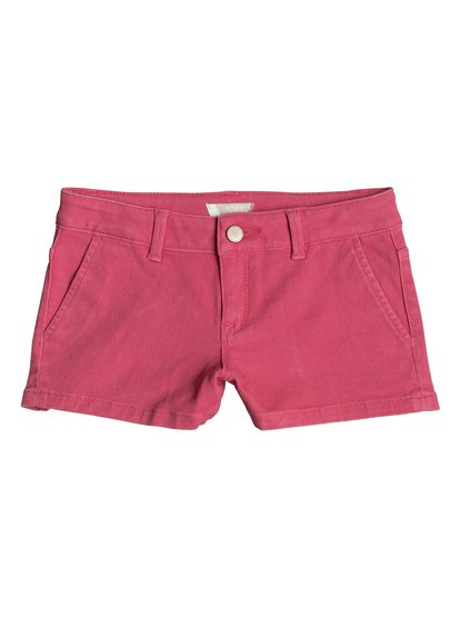 Sunset Clouds - Denim Shorts for Girls 8-16  ERGDS03034