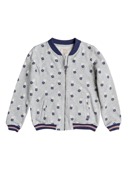 Coming Alone - Bomber Jacket Sweatshirt for Girls 8-16  ERGFT03256