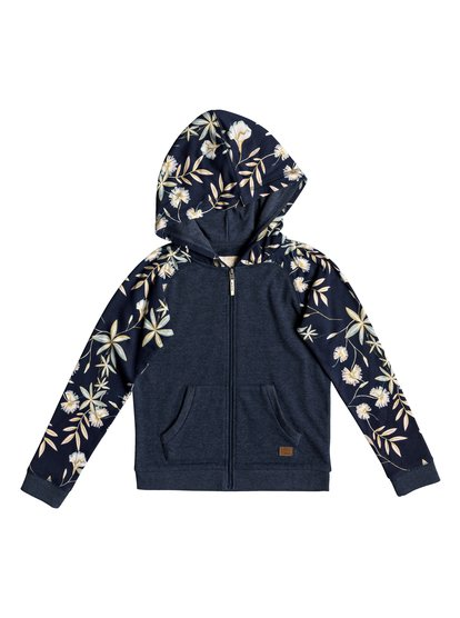 Watch The Sea Zip - Zip-Up Hoodie for Girls 8-16  ERGFT03300