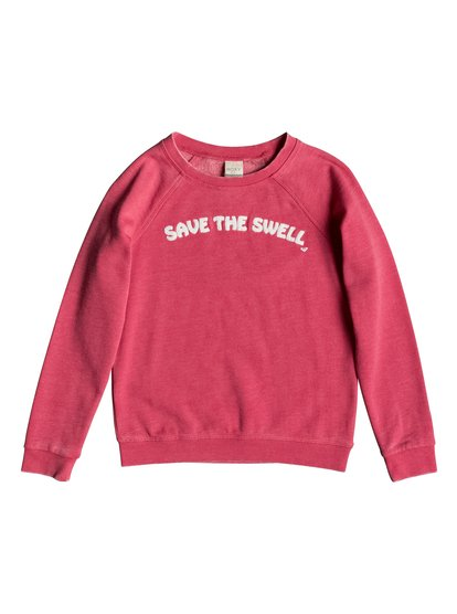 Pompom Fleuri A - Sweatshirt for Girls 8-16  ERGFT03365