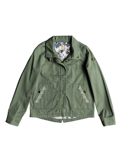 Falling Stars - Military Jacket for Girls 8-16  ERGJK03048