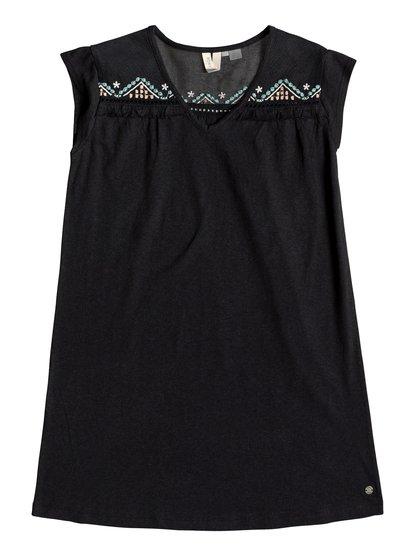Birds Direction - Ruffle Sleeve Dress for Girls 8-16  ERGKD03084