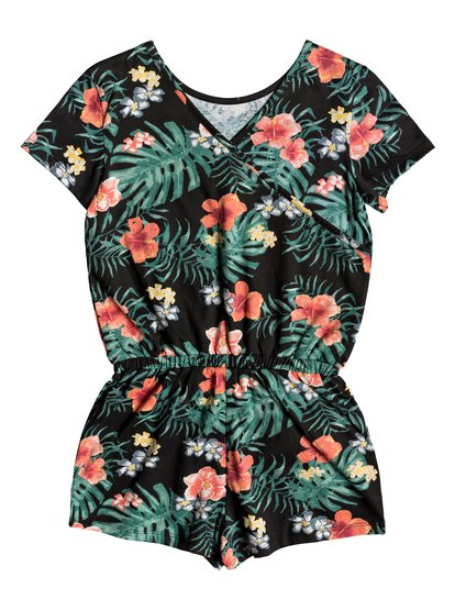Nice Evening - Short Sleeve Playsuit for Girls 8-16  ERGKD03088
