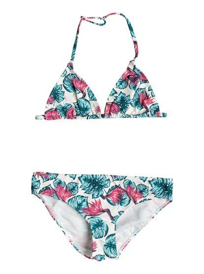 Beach Days - Tiki Tri Bikini Set for Girls 8-16  ERGX203141