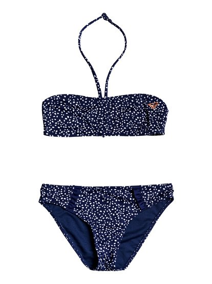 Seaside Lover - Bandeau Bikini Set for Girls 8-16  ERGX203211