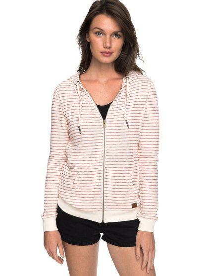 Trippin Stripe - Zip-Up Hoodie for Women  ERJFT03703