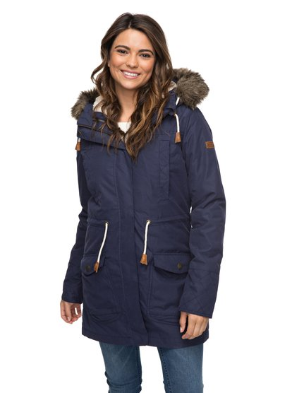 Amy - Waterproof Parka Jacket for Women  ERJJK03184