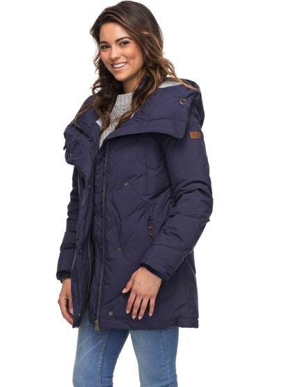 Abbie - Waterproof Hooded Insulator Jacket for Women  ERJJK03189