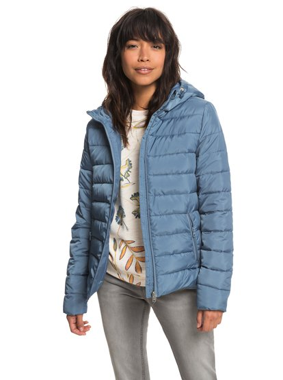 Rock Peak - Water Repellent Padded Jacket for Women  ERJJK03250