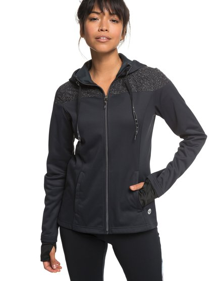 Big Freeze - Hooded Windbreaker for Women  ERJJK03257