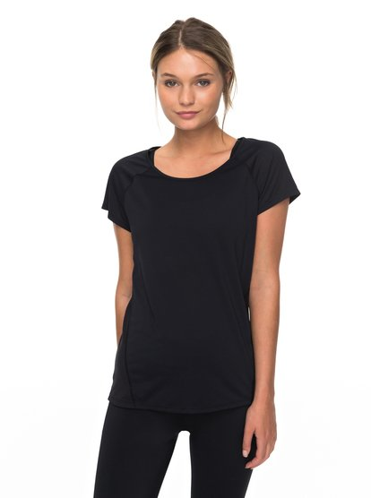 Vanilla Temptation - Technical T-Shirt for Women  ERJKT03397