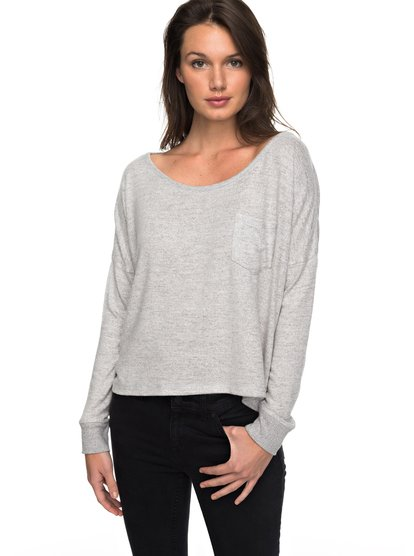 Surfing Spot - Oversized Sweatshirt for Women  ERJKT03407