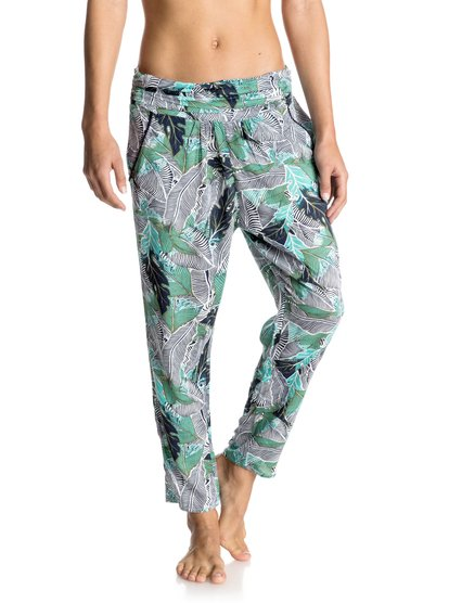 Ultra Violet Printed - Beach Pants  ERJNP03093