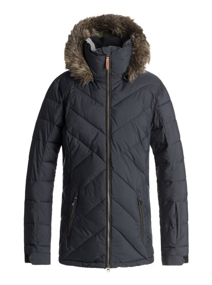 Quinn - Quilted Snow Jacket for Women  ERJTJ03165