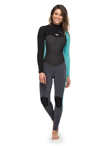 4/3mm Performance - Chest Zip Wetsuit for Women  ERJW103032