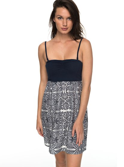 Ocean Romance - Strapless Dress for Women  ERJWD03147