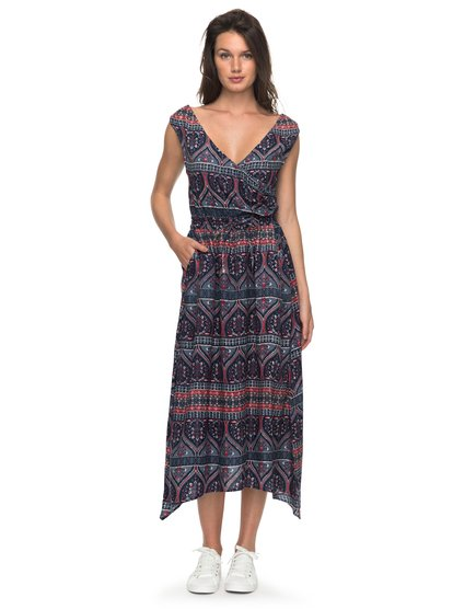 Evolution Dreamers - Midi Dress for Women  ERJWD03210