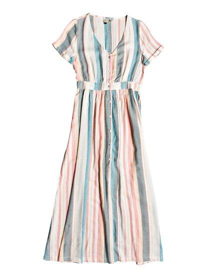 Furore Lagoon - Short Sleeve Maxi Dress  ERJWD03372