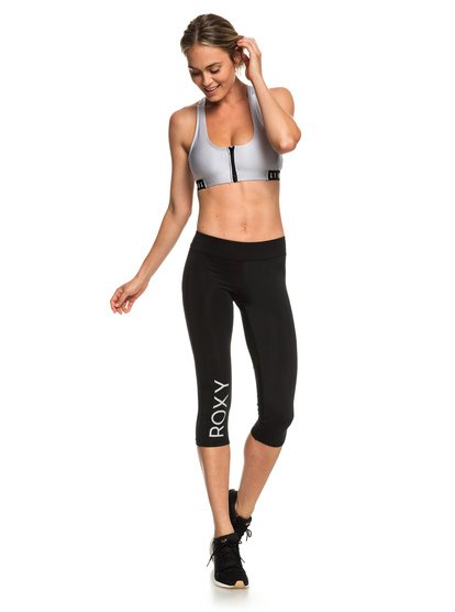 Spy Game - Capri Workout Leggings for Women  ERJWP03020