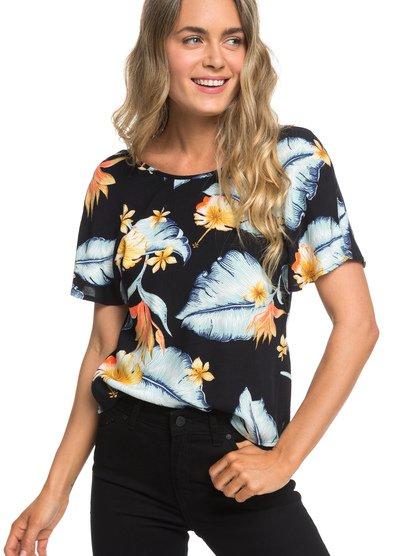 New York Energy - Short Sleeve Top for Women  ERJWT03295