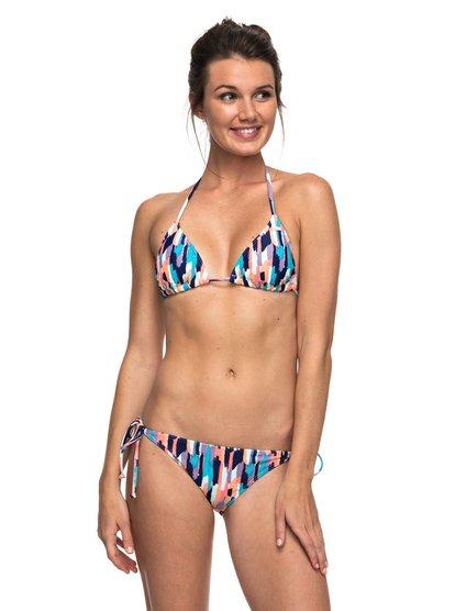 Sporty ROXY - Tiki Triangle Bikini Set  ERJX203170