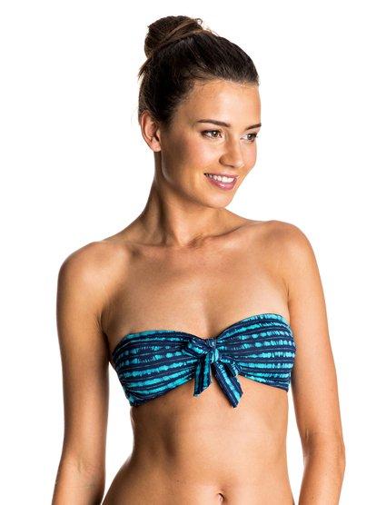 Pop Swim - Bandeau Bikini Top  ERJX303392