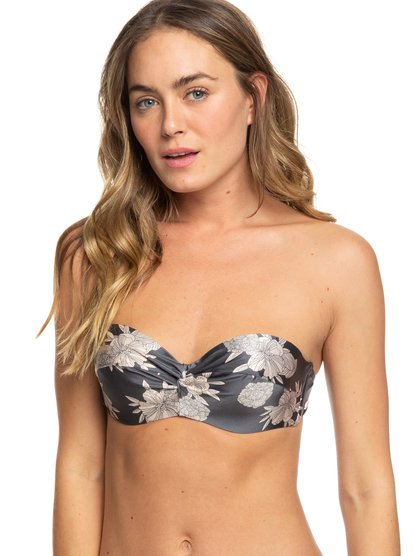 Romantic Senses - Moulded Underwire Bandeau Bikini Top for Women  ERJX303862