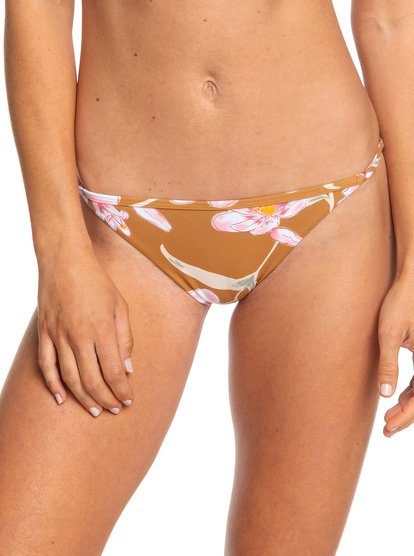 Printed Beach Classics - Regular Bikini Bottoms  ERJX403781