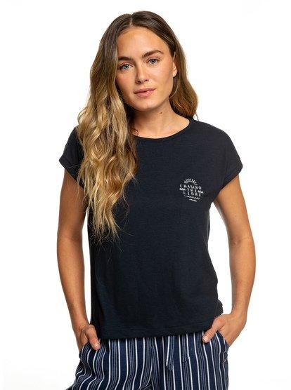 Eternal Sunset - Short Sleeve Top for Women  ERJZT04365