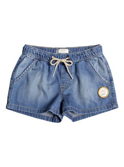 Timeless - Denim Shorts for Girls 2-7  ERLDS03034