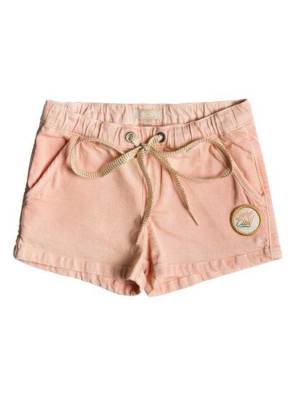 Donuts Time - Denim Shorts for Girls 2-7  ERLDS03035