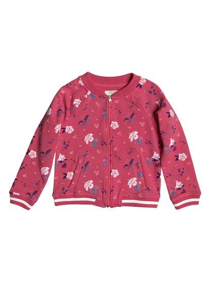 Love Space - Bomber Jacket Sweatshirt for Girls 2-7  ERLFT03135
