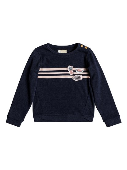 My Days Tell Me A Story - Sweatshirt for Girls 2-7  ERLFT03153