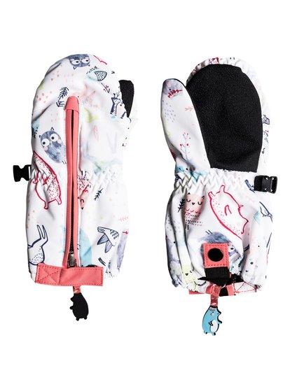 Snow's Up - Ski/Snowboard Mittens for Girls 2-7  ERLHN03005