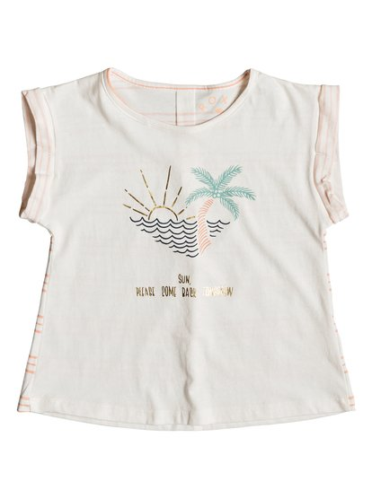 From The Jump B - T-Shirt for Girls 2-7  ERLZT03198