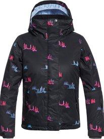 415407e201e ROXY Jetty - Snow Jacket for Girls 8-16 ERGTJ03058