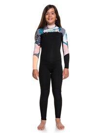 859f8c19dce 3 2mm POP Surf - Chest Zip Wetsuit for Girls 8-16 ERGW103029