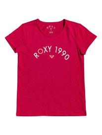 ad82ee72494cb T-shirt Fille Roxy   Nouvelle Collection de Tee Shirt Fille