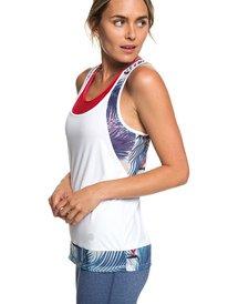 65a1d86a4bf5d Liquid Sunshine - Sports Vest Top for Women ERJKT03506